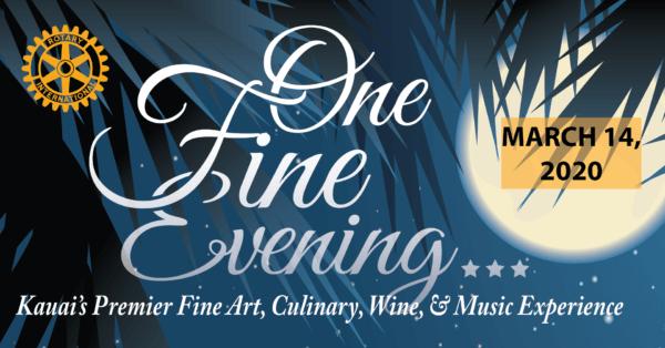 One Fine Evening logo